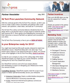 Partner Newsletter